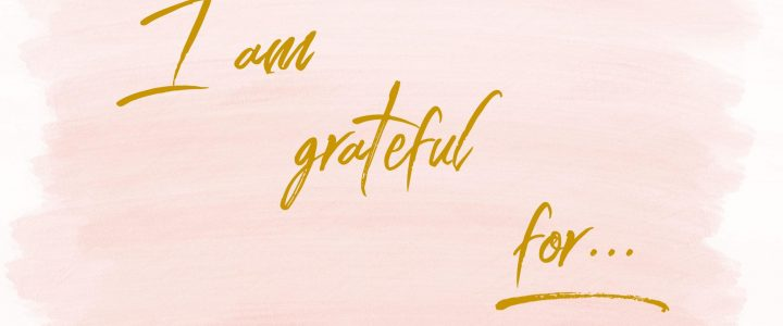 Gratitude and why is it good for you?